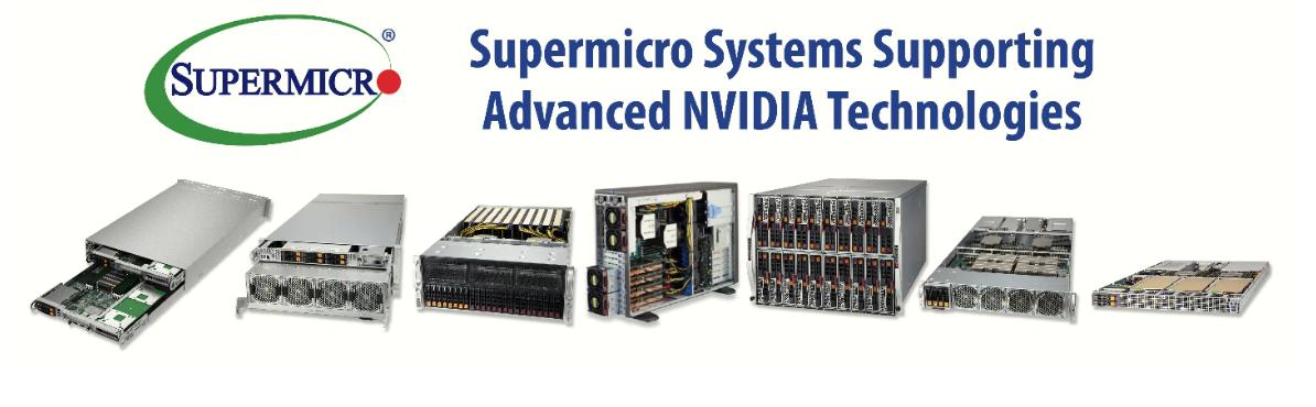 Supermicro повышает производительность приложений HPC и AI